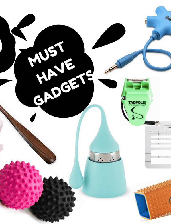 10 Fail-Proof Gadgets (under $10) You Need in your Life