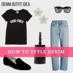 10 Stylish Ways to Do Denim