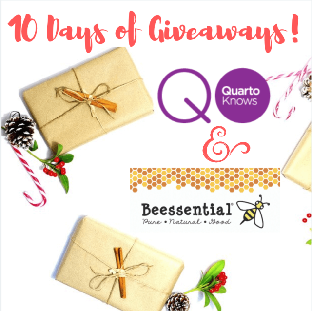 10 Days of Giveaways: Featuring BeesSential & Quarto Knows