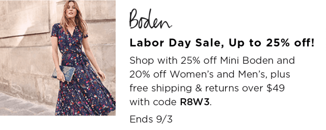 Labor Day Sale Roundup for 2019!