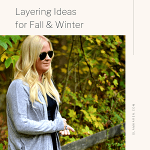 How to Layer: Stylish Fall & Winter Cozy Outfit Ideas!