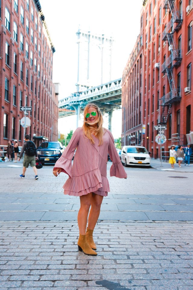 What I Wore to New York Fashion Week
