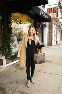 """Glam"" Ways to Style ""Work from Home"" Outfits (with Leggings)"