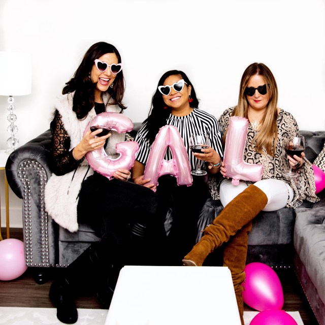 5 Galentines Day Ideas (especially if you're over 30)