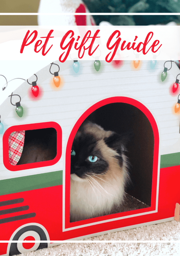 Best Creative Gifts for Pets: Holiday Gift Guide 2020