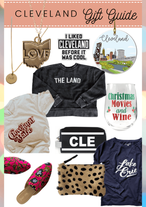 Cleveland Gift Guide for the Holidays (featuring small businesses)