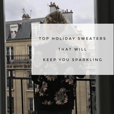 Holiday Sweaters to Keep You Sparkling for Under $80