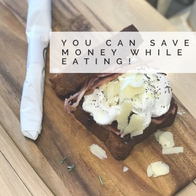 You Can Save Money While Eating?