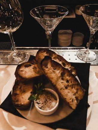 RPM Italian - Focaccia Bread