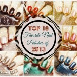 Top 10 Favorite Nail Polishes of 2013