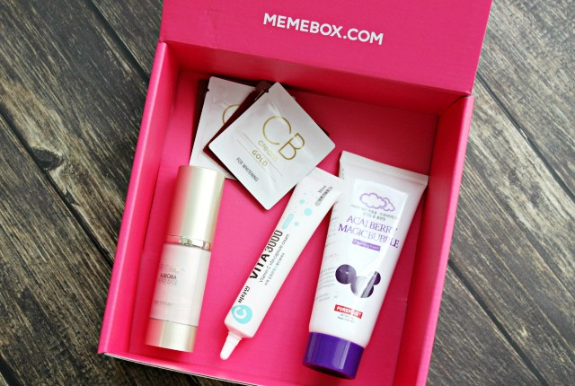 Memebox The January Box (Global #19) Unboxing & Review + Working Discount Codes