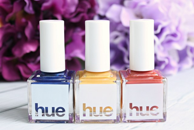 SquareHue May 2015 Review & Swatches. Inspired by 1940s, this mini collection of bright nail polishes pays homage to Mickey's Sorcerer's Hat, end of WWII, and Mambo >> http://bit.ly/1HiHJD9 | via @glamorable