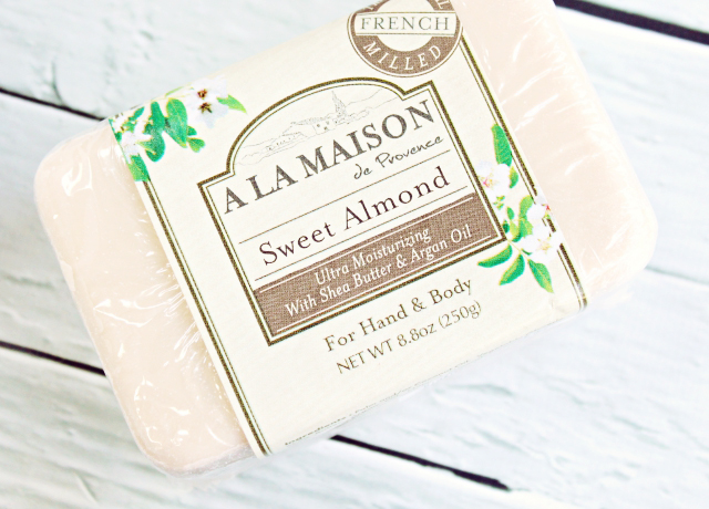 Bar soaps to try this summer for A la maison soap reviews