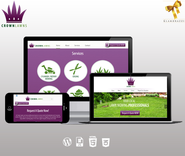 GlamoDesign-Portfolio-CrownLawns-Responsive-Website-2