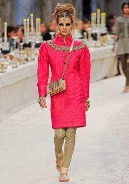 Chanel Métiers d'Art 2012 Bombay Collection 024