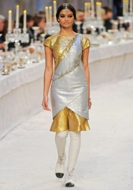 Chanel Métiers d'Art 2012 Bombay Collection 053