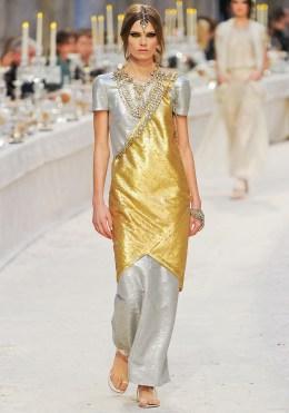 Chanel Métiers d'Art 2012 Bombay Collection 054
