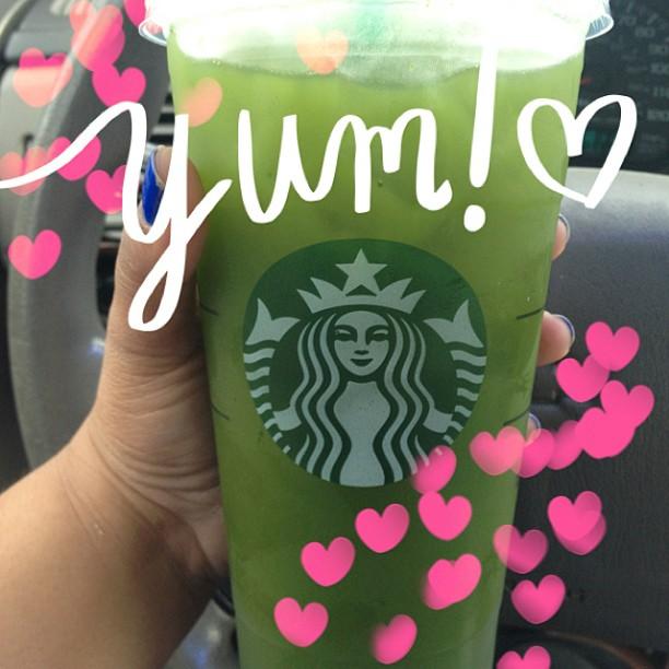 My new Obsession│Starbucks Matcha Powder!