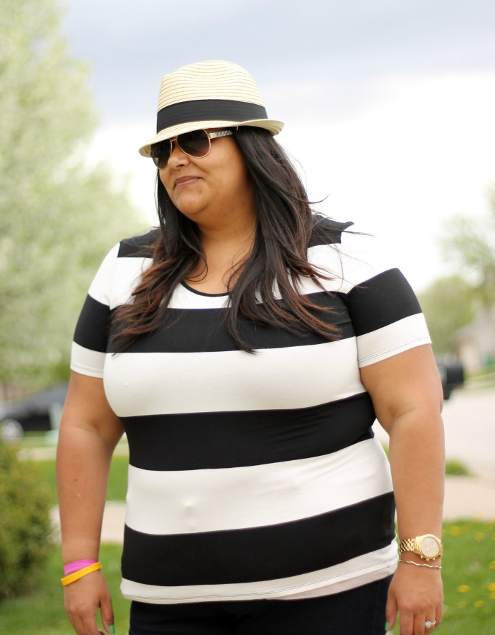 Everyday Plus Size Mom outfit