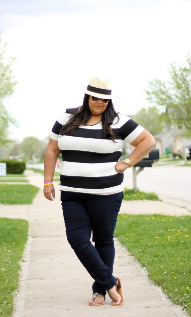 Everyday Plus size Mom style