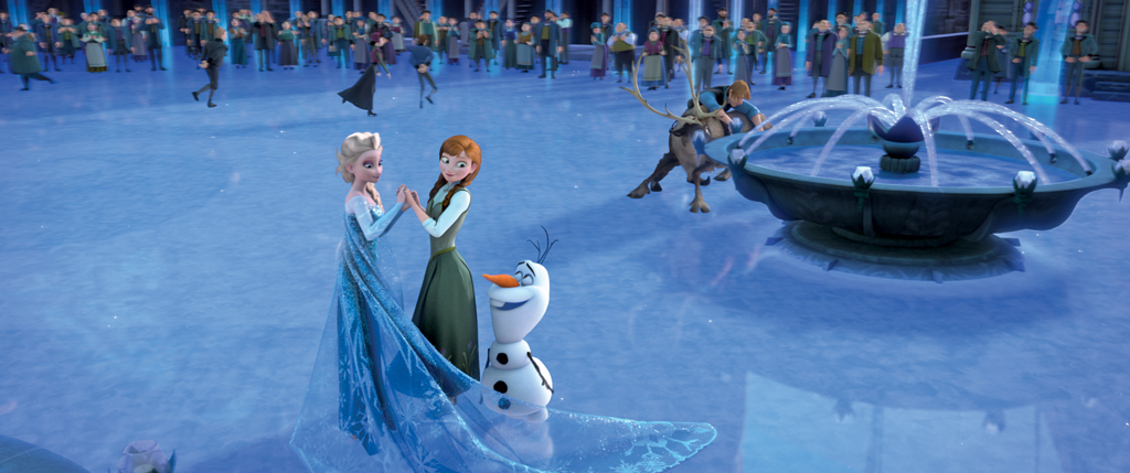 WALT DISNEY ANNOUNCES FROZEN FEVER, A SHORT FILM WITH A NEW SONG