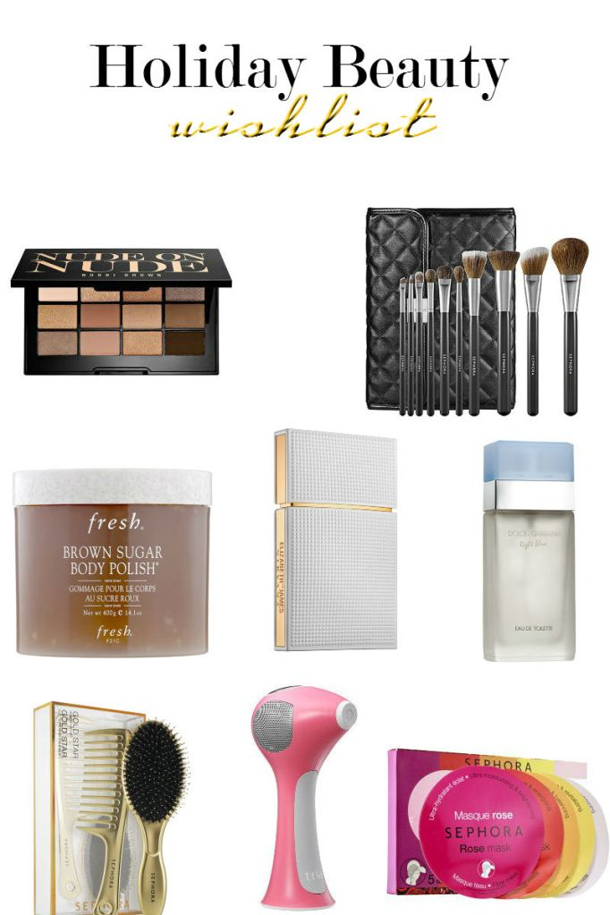 Holiday Beauty Wishlist