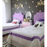 Tylyn & Haddy's Room