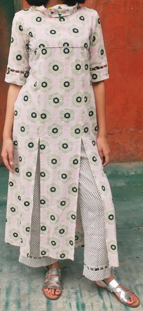Green-Pink-Cotton-Double-Slit-Kurta_1024x1024