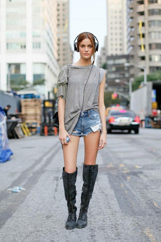 Summer-Dresses-2015-Street-Style-Look-for-Summer-Season-all-fashion-hug.com-2