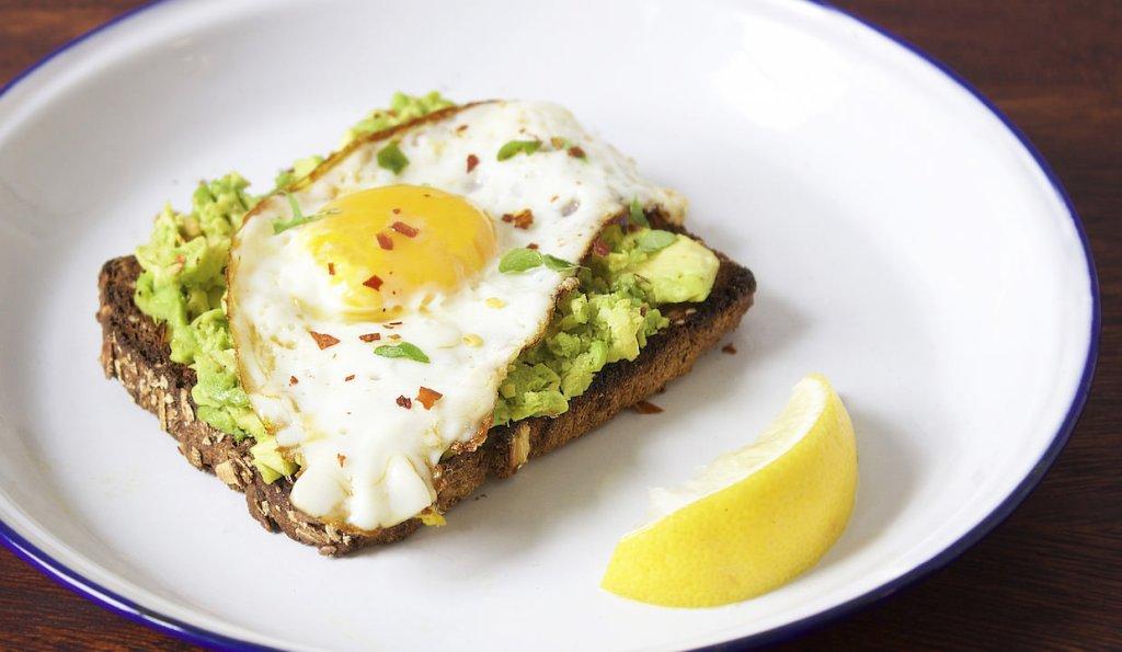 Eat Breakfast Like A Model
