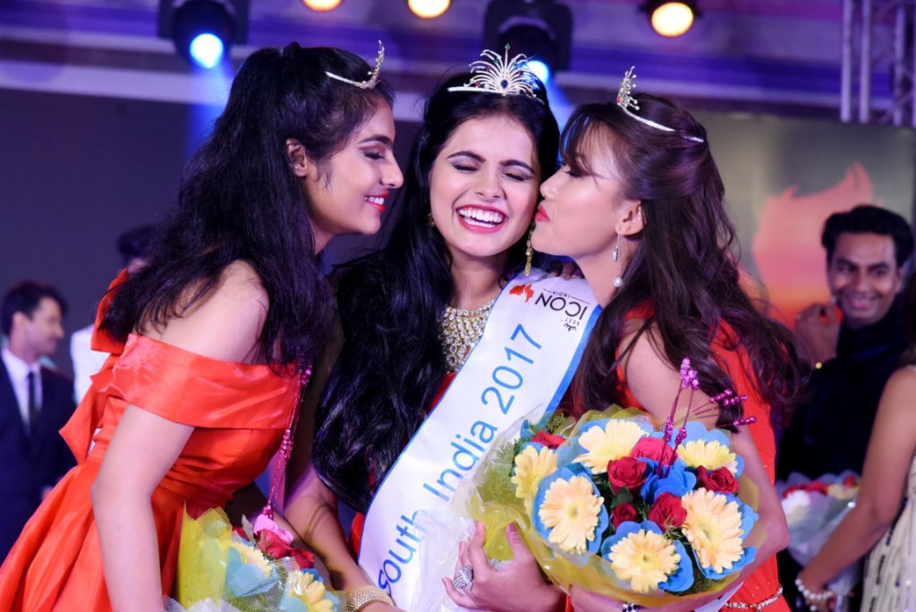 BEST ICON INDIA SOUTH INDIAN GRAND FINALE 2017
