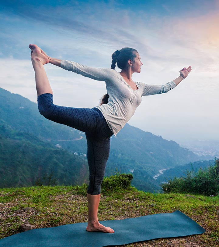 YOGA CAN FIX YOUR POSTURE