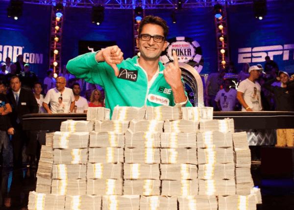 Antonio Esfandiari - Inilah Daftar 10 Pemain Poker Terkaya Di Dunia