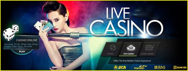 Casino Online indonesia - Daftar Casino Online di Situs Agen Judi Casino Terpercaya