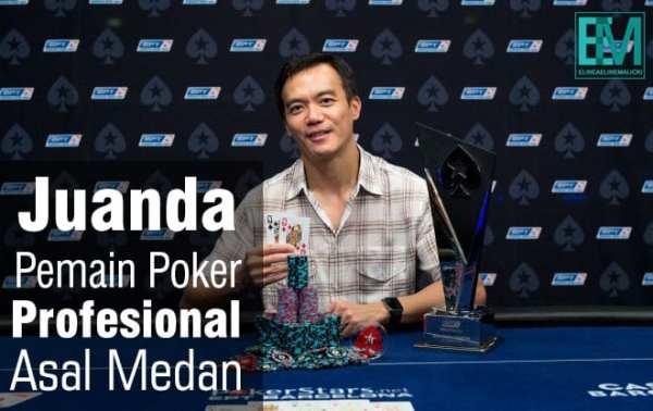 JOHN JUANDA 1 - Inilah Daftar 10 Pemain Poker Terkaya Di Dunia