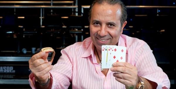 Sam Farha - Inilah Daftar 10 Pemain Poker Terkaya Di Dunia