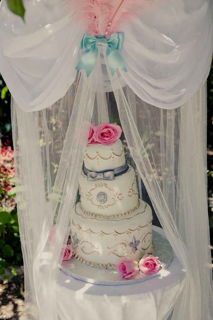 Teal Bridal Ideas Shower
