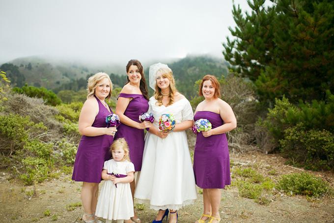 DIY greenhouse wedding | Krista Marie Photography-07