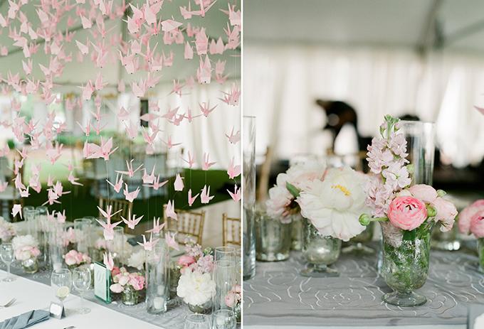 vintage pink DIY wedding | pure7studios