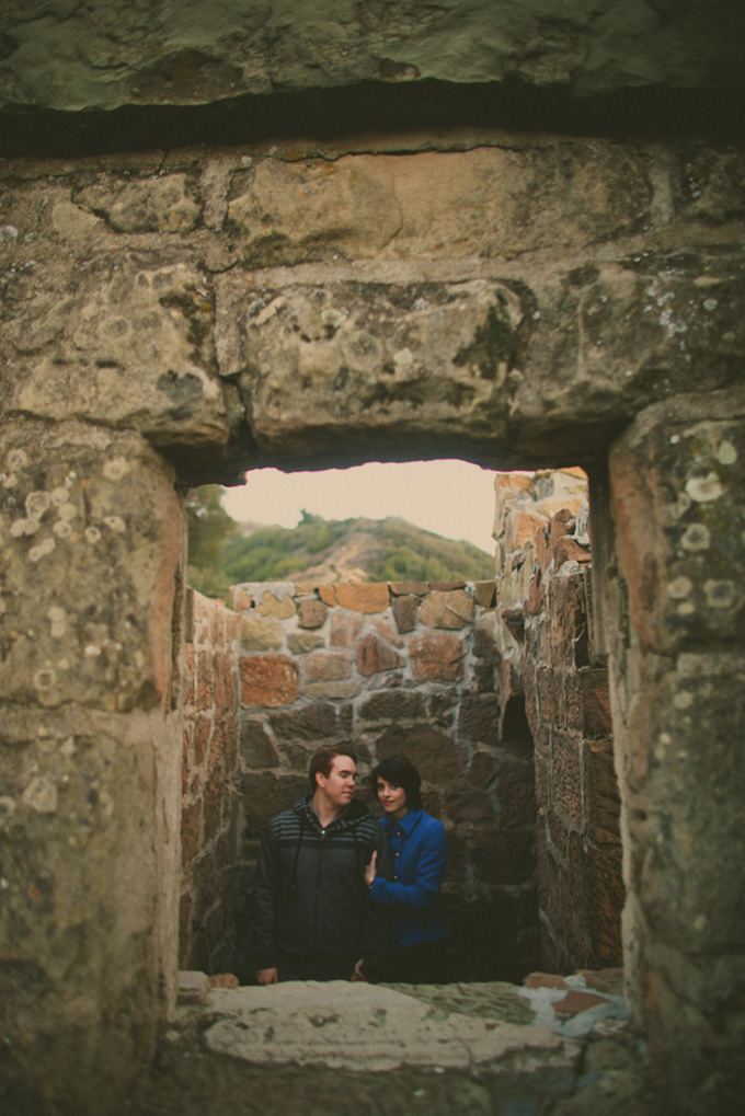 California castle engagement   Kappen Photography
