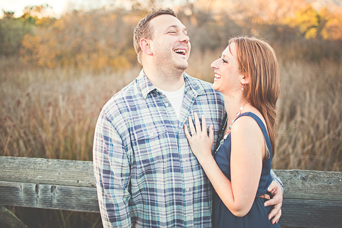 fun engagement session | Lindsey Gomes Photography