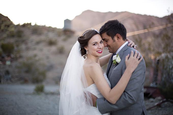 glam desert bridals | Jessica Haley Photography
