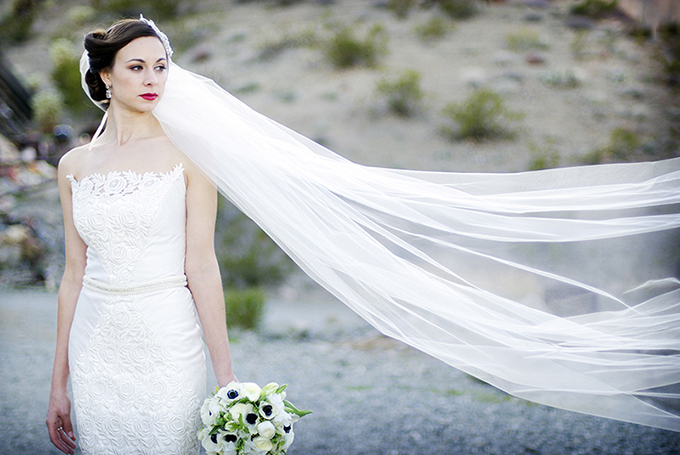 glam desert bridals | John Dart