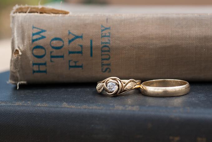 Peter Pan wedding inspiration | Caitlin Gerres