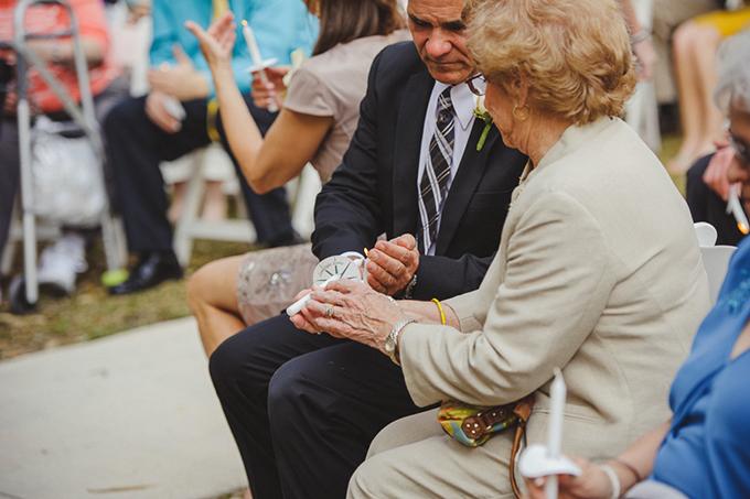DIY rustic spring wedding | Sunglow Photography