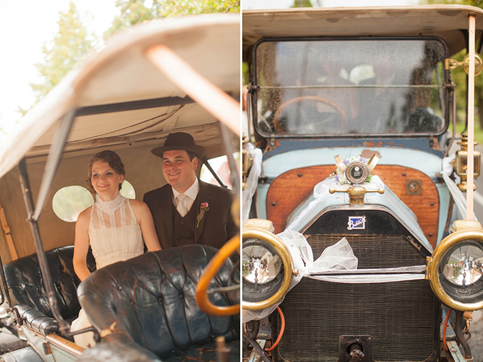 1930's styled Slovakia wedding | Peter & Veronika
