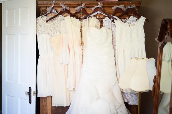 backyard DIY wedding | Kortni Marie Photography