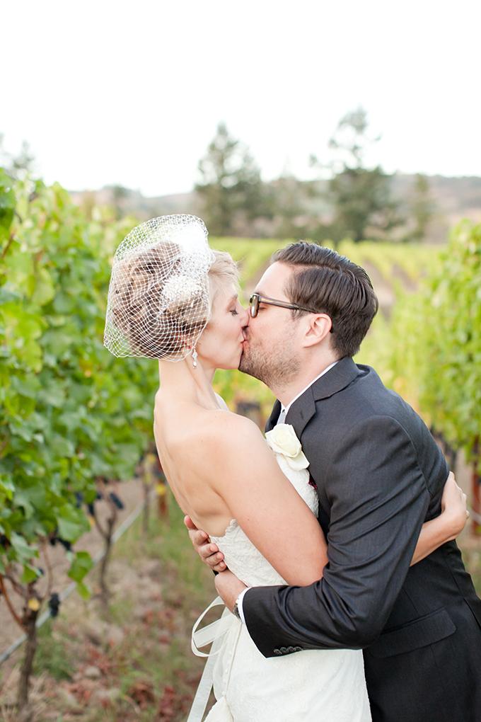 burgundy vineyard wedding | Murray Photography