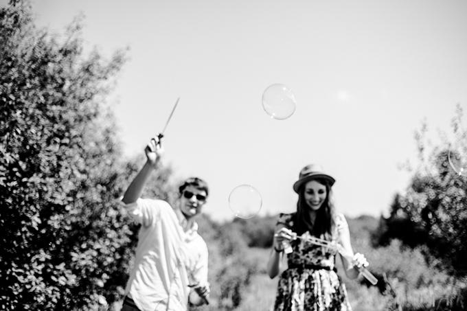 fun camping love shoot | Cait Wilson