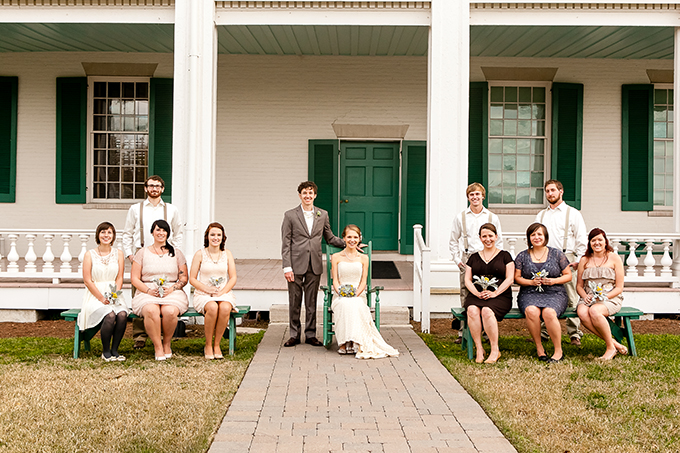 rustic plantation wedding | The Collection
